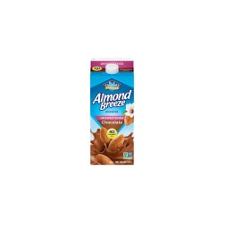 Almond Breeze Unsweetened Chocolate Almondmilk, 32floz