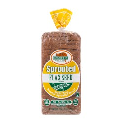 Alvarado Street Bakery Sprouted Flax Seed Bread, 16oz