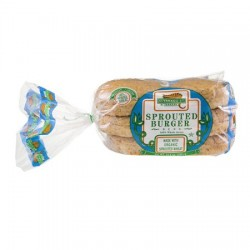 Alvarado Street Bakery Sprouted Burger Buns, 13.5oz