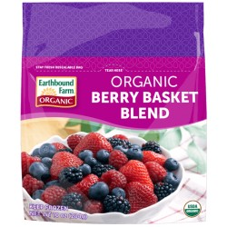 Earthbound Farm Frozen Berry Basket Blend, 10oz