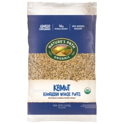 Nature's Path Kamut Puffs Cereal, 6oz